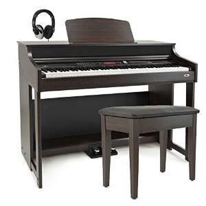 gear4music pianoforte digitale  Pacchetto pianoforte digitale DP-20 Gear4music + kit accessori ...